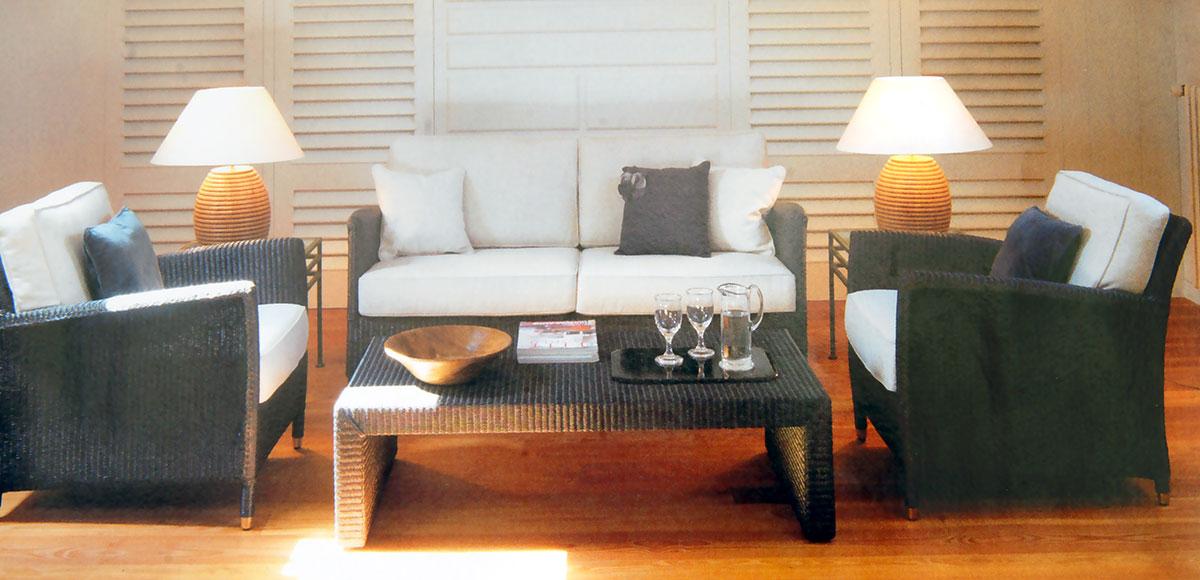 Cordoba Lounge Sofa & Chair